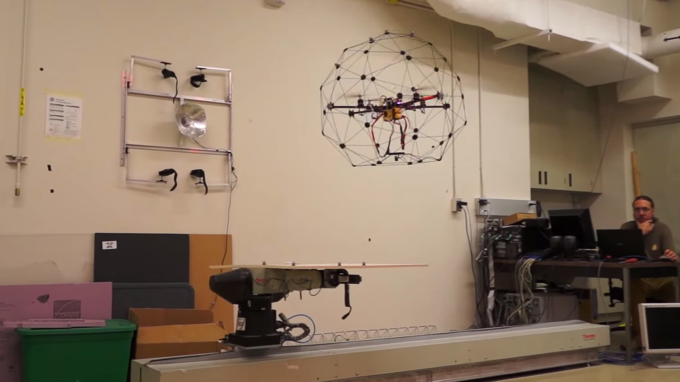 Now Flying: Quadcopters That Can Autonomously Land On Moving Targets