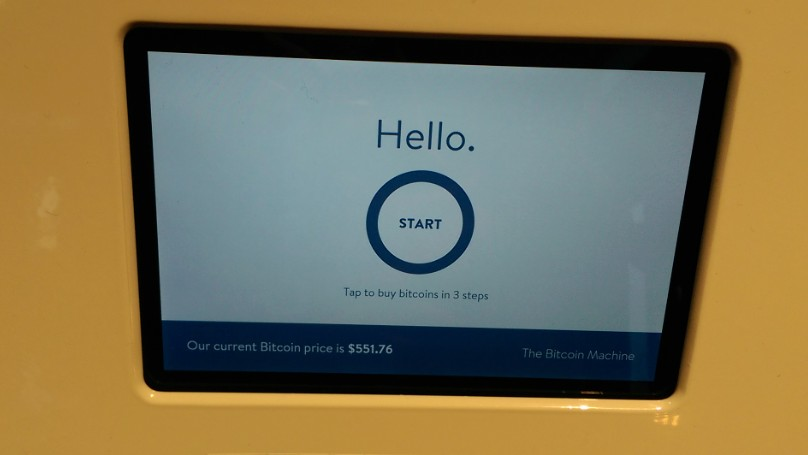 New York City's First Bitcoin ATM Is Boring