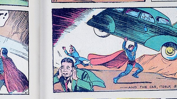 A Record-Setting Superman Comic Leapt Over $3 Million in a Single Bound