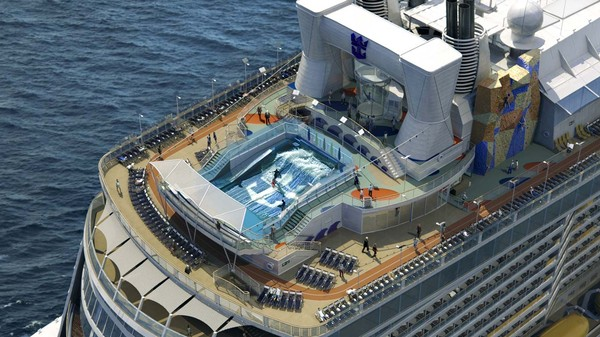 The High Tech Cruise Ship Apparently Designed to Troll David Foster Wallace