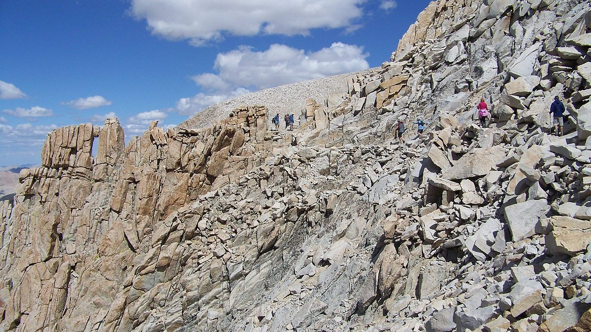 Why the Sierra Nevada Mountains Are Drying Up
