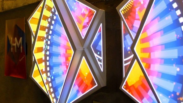 The Future of Projection Mapping Is on Your Apartment's Walls