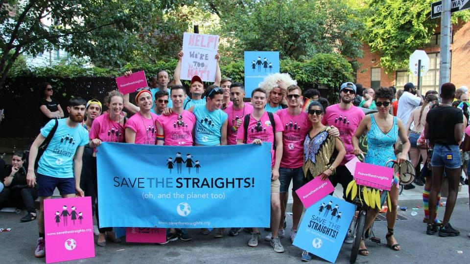 'Queers for the Climate' Are Trying to Save Fire Island from Rising Seas
