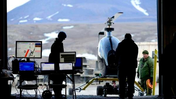 Canada's Army Tested Drones In the Arctic for the First Time Ever