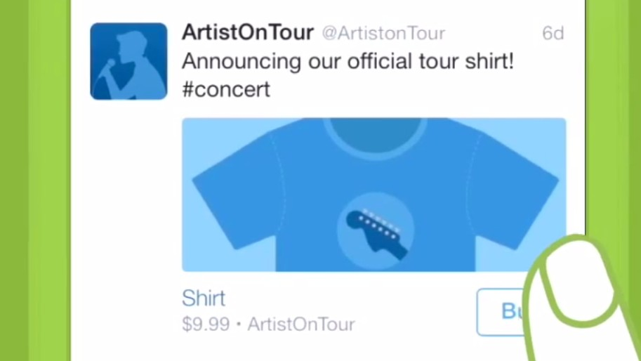 Twitter's 'Buy' Button Is Commercializing Conversation