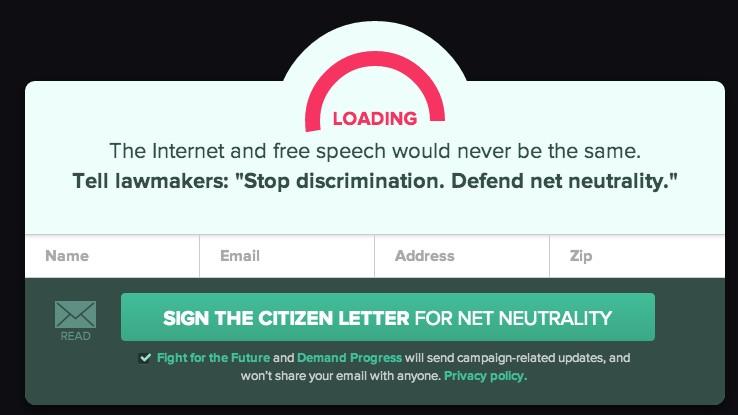 Netflix en Reddit doen ook mee aan het 'Internet Slowdown' protest