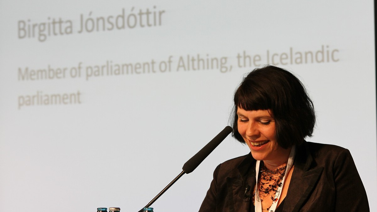 The Pirate Party's 'Poetician' Plans to Make Iceland a Data Haven