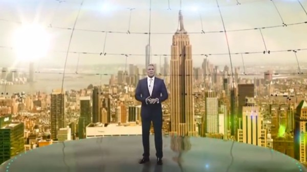 The Weather Channel Gives a Forecast in the Year 2050: The Outlook? Apocalyptic