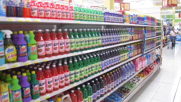 How Cleaning Products Trick Your Brain Into Drinking Them