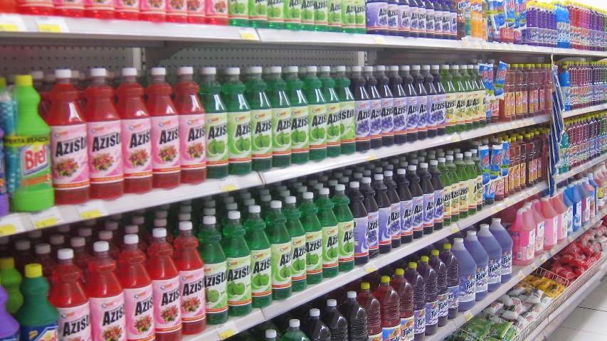 Dit is waarom je brein schoonmaakmiddel wil drinken