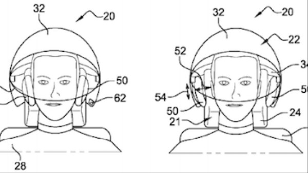 Sit Back, Relax, and Enjoy This Patent-Pending Virtual Reality Helmet