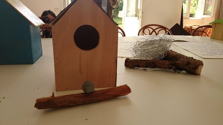 Of Course There Is a Smart Birdhouse