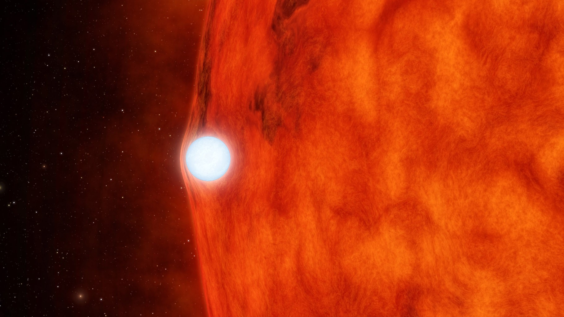 Astronomers Found a Star Inside a Star, 40 Years After It Was First Theorized