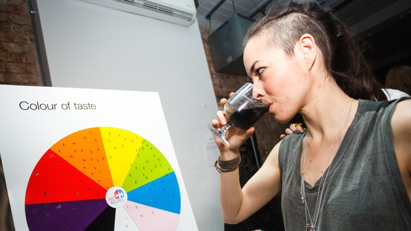 I Drank Colors at a Synesthesia Happy Hour