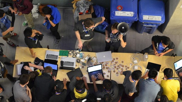 Smart Toasters and the Airbnb of Things at Canada's International Hackathon