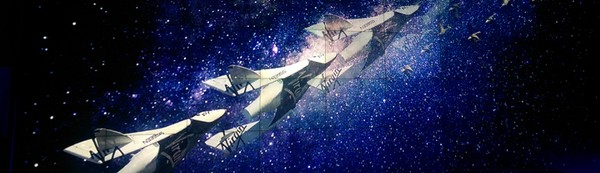 Virgin Galactic Wants to Fly You From LA to Tokyo (Through Space, In One Hour)