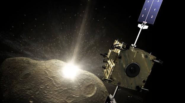 Hoe vermijd je een asteroïdebotsing met de aarde?