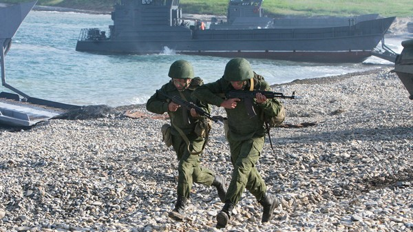 Cold War Games: Russia's Ramping Up Its Military Presence In the Arctic