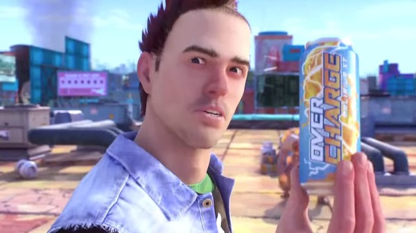 Sure, a Video Game About Killing Zombies High on Energy Drinks