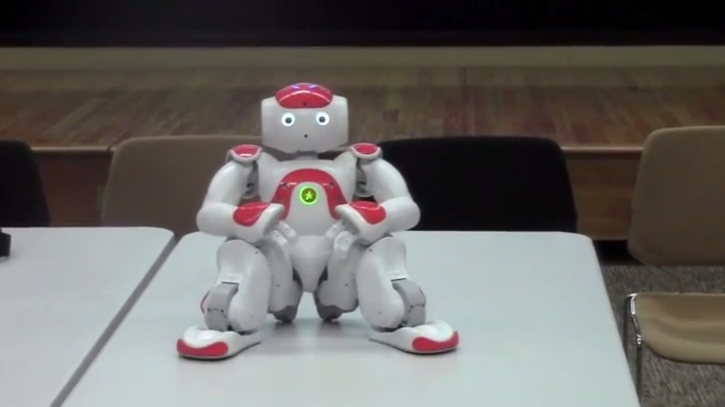 These Adorable Library Robots Can Recite Poetry