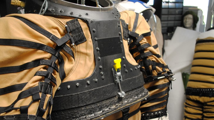 NASA's New Virtual Reality Training Suit Will Bring Space to Earth