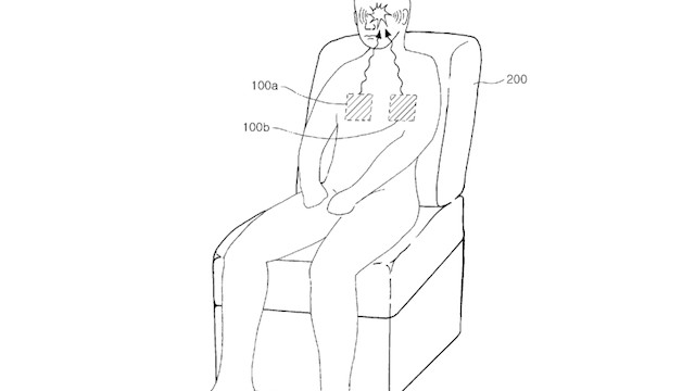 The 'Soundchair' Uses Your Body as a Speaker