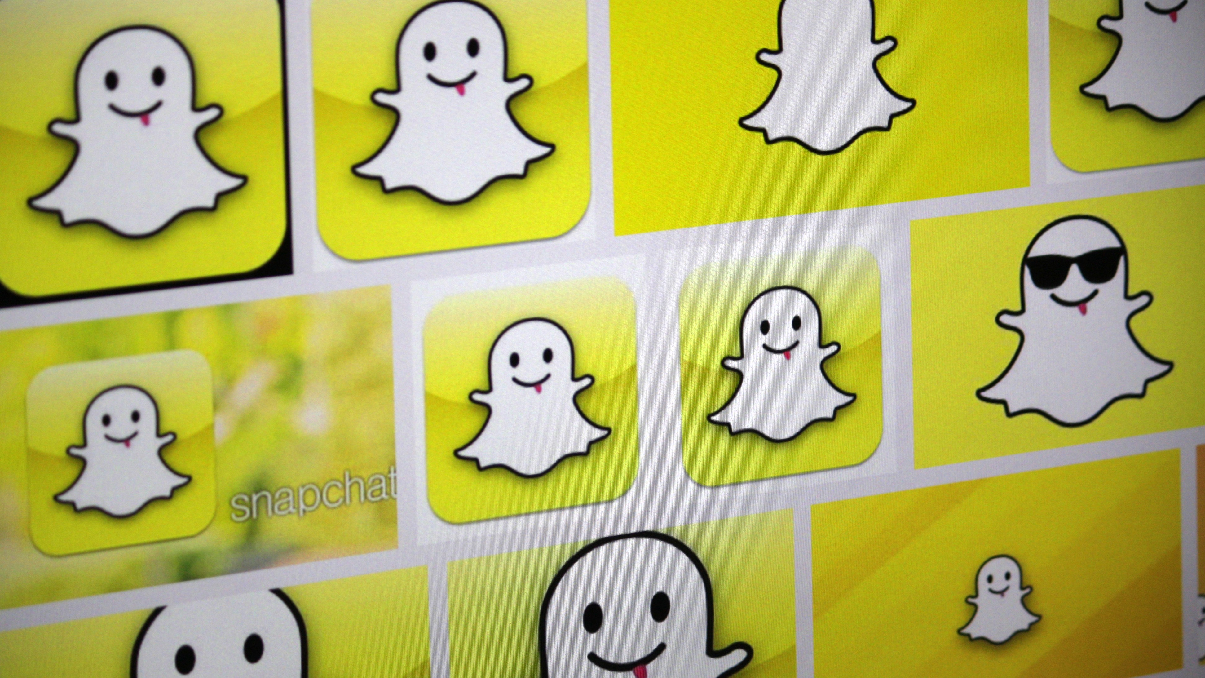 Hacked Snapchat Website Demands Bitcoin to Talk About Getting Hacked