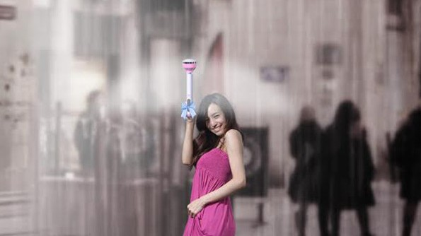 When I Look at the Invisible Umbrella, All I See Are Flaws