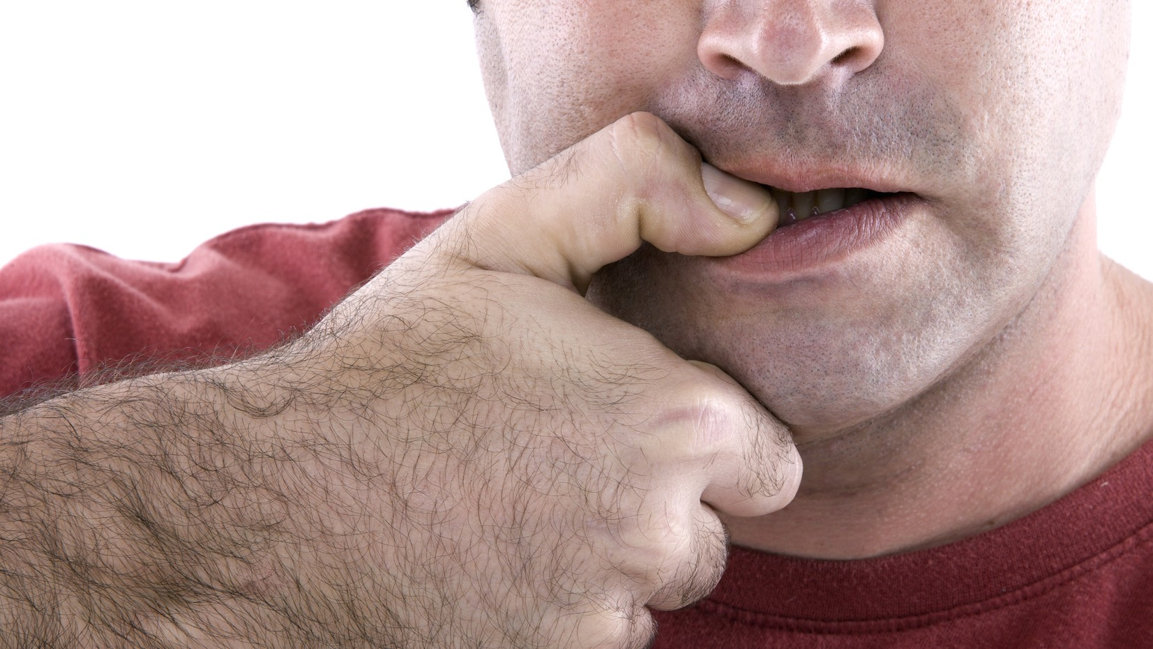 People Who Chew on Their Own Skin Have a Disorder Called Dermatophagia