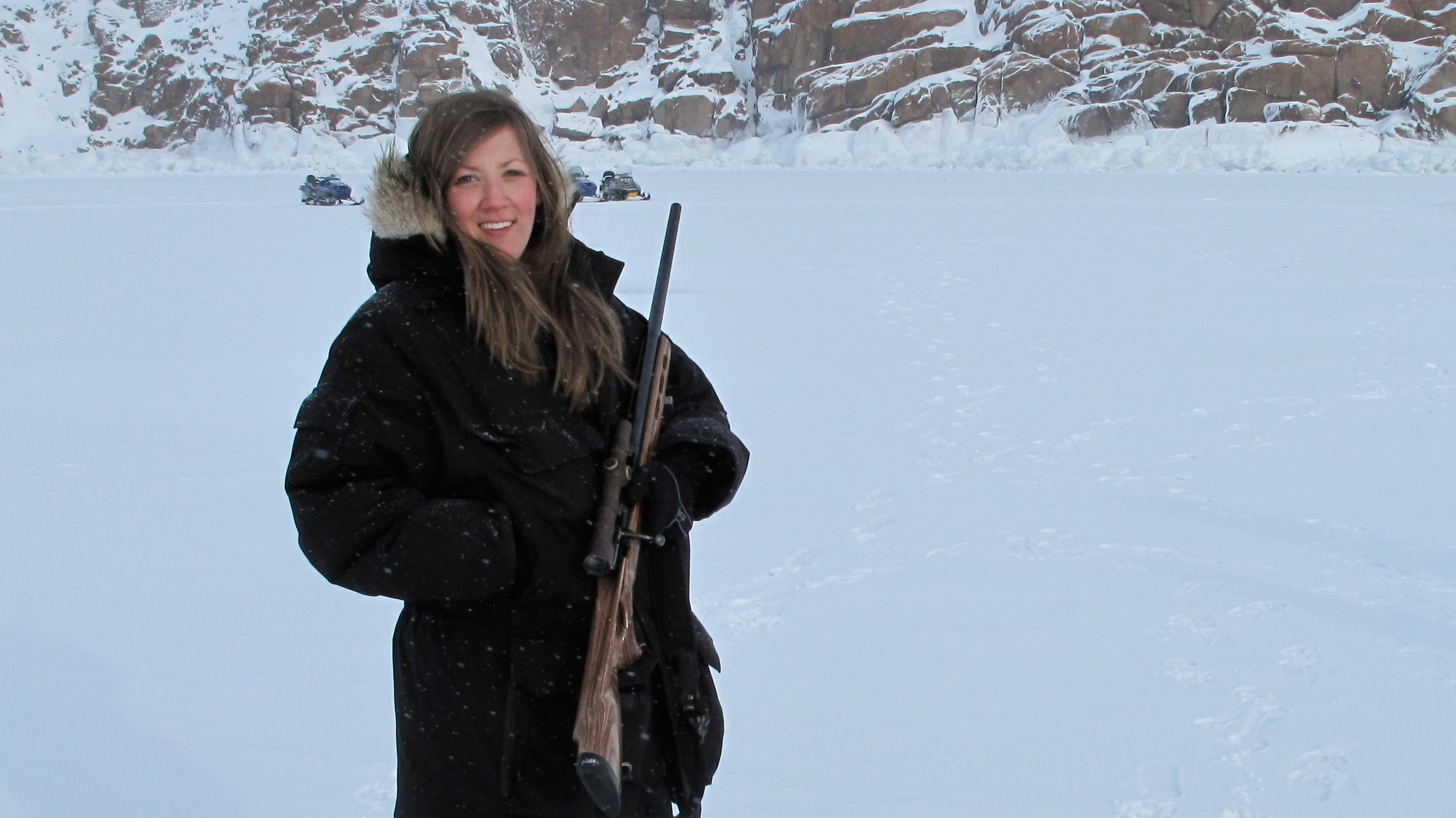 I Went Seal Hunting in the Arctic and Saw Climate Change Firsthand