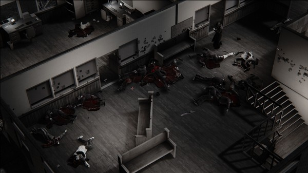 Here Is 'Hatred', a Video Game Where You Do Nothing But Murder Innocent People