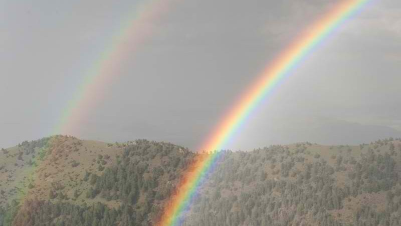 The Elusive Fifth Order Rainbow Has Been Photographed for the First Time