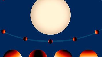 Su questo pianeta soffiano venti supersonici che sciolgono il metallo
