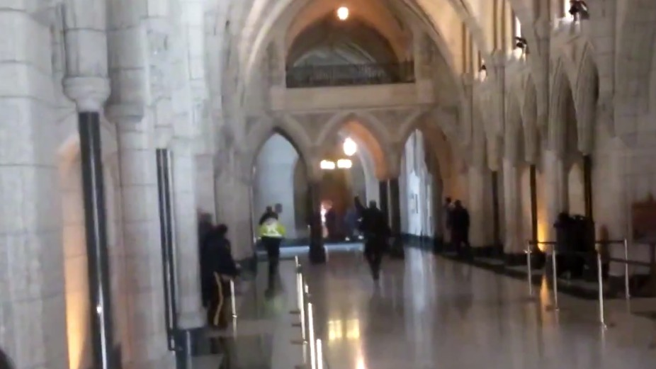 The Canada Parliament Shooting Is Already Fueling Surveillance Hawks