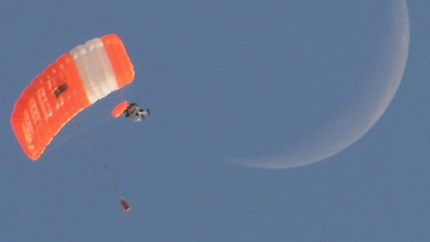 A Google Exec Just Skydove From 25 Miles Above the Earth, In Secret