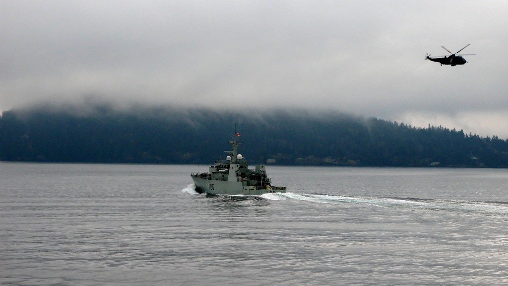 The Canadian Navy Wants To Make Eco-Friendly War Ships