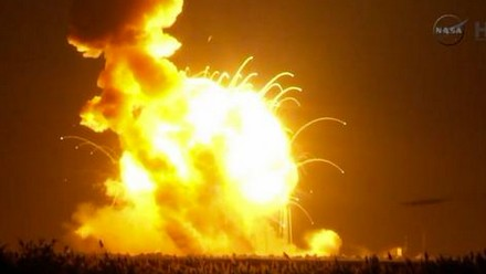 An International Space Station Resupply Mission Just Exploded Soon After Launch