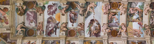 The Sistine Chapel Got an LED Upgrade