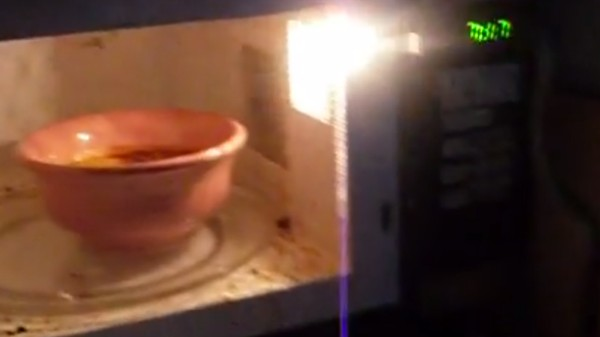 'Haunted Microwave' Is the Best YouTube Video