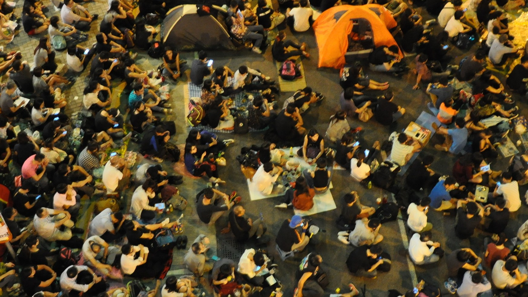 Did China Order Hackers to Cripple the Hong Kong Protest?
