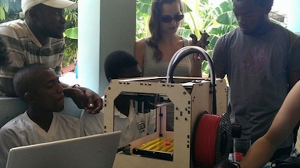 How 3D Printers Are Boosting Off-The-Grid, Underdeveloped Communities