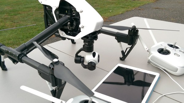 Hands-On With DJI's New Inspire 1, the iPhone of Drones