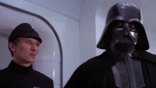 Evangelical Darth Vader Finds Your Lack of Faith Disturbing