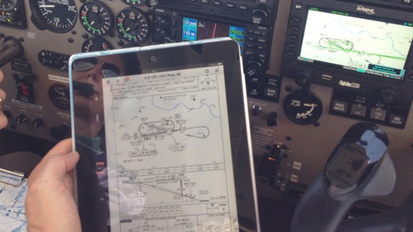 Pilots Love These Navigation Apps. Too Bad They Can Be Hacked