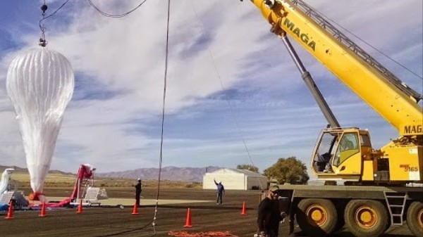 Google's Internet-Beaming Balloons Keep Crashing