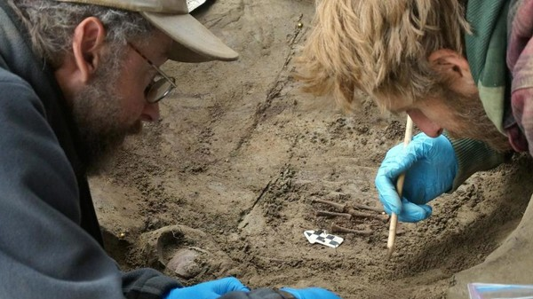 Finding Ice Age Human Remains Is Really Hard