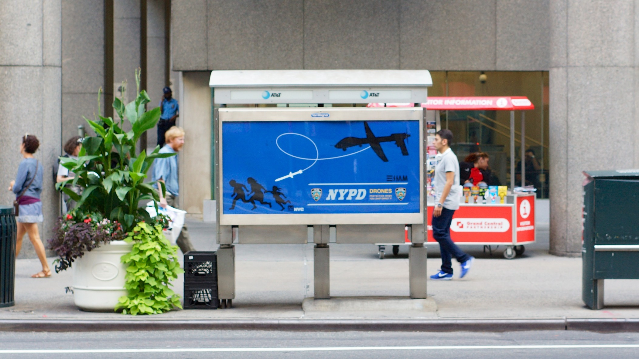 The NYPD Refuses to Release Its Drone Documents, So I'm Suing