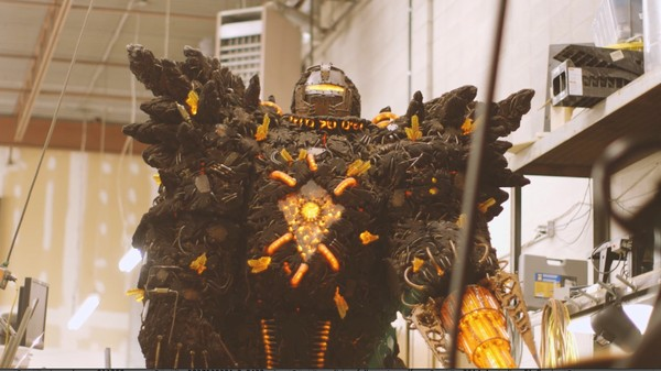 Meet the Mechanical Golem of Calgary