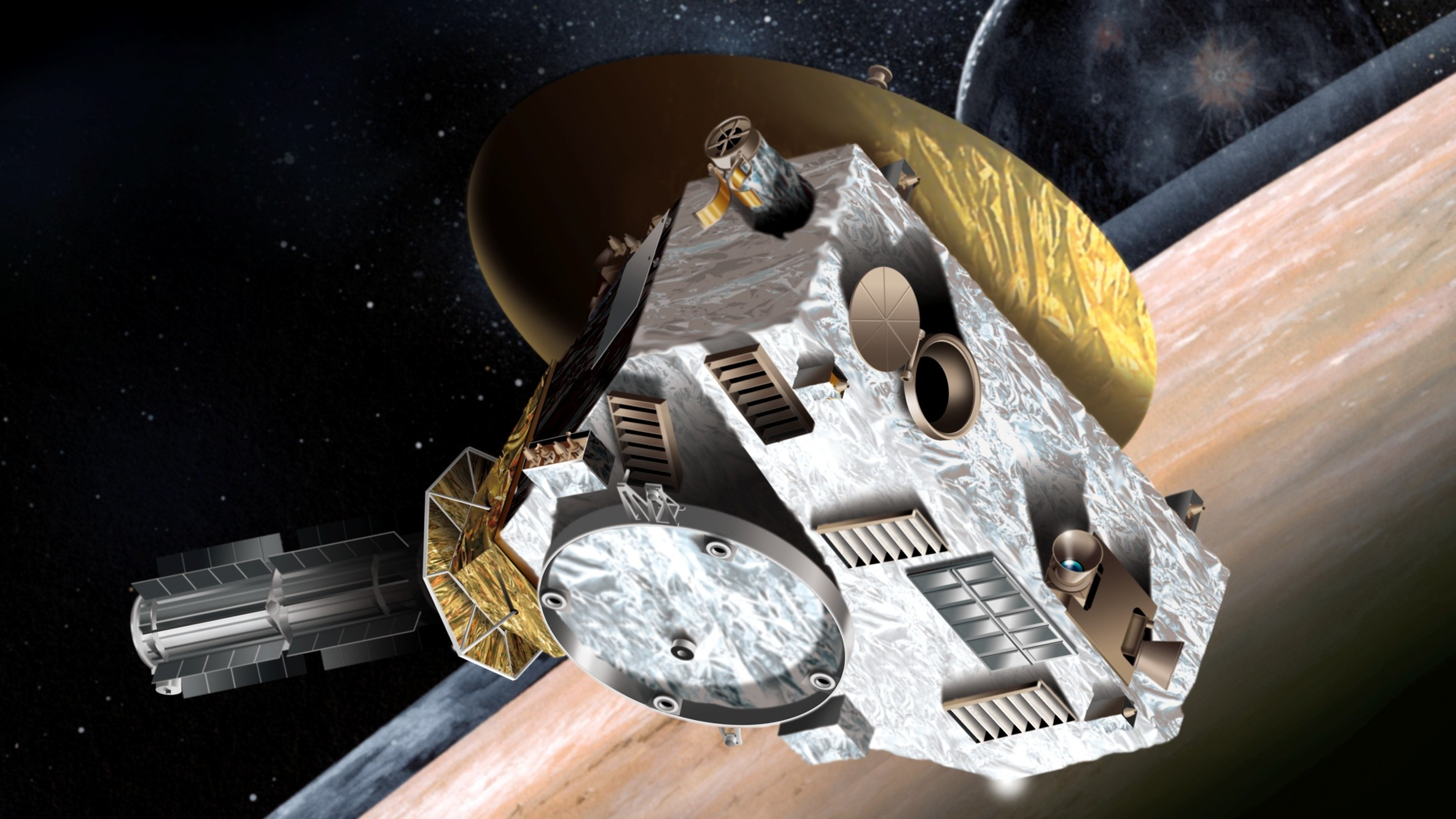 After Nine Years in Space, NASA's Pluto Probe Is About to Wake Up
