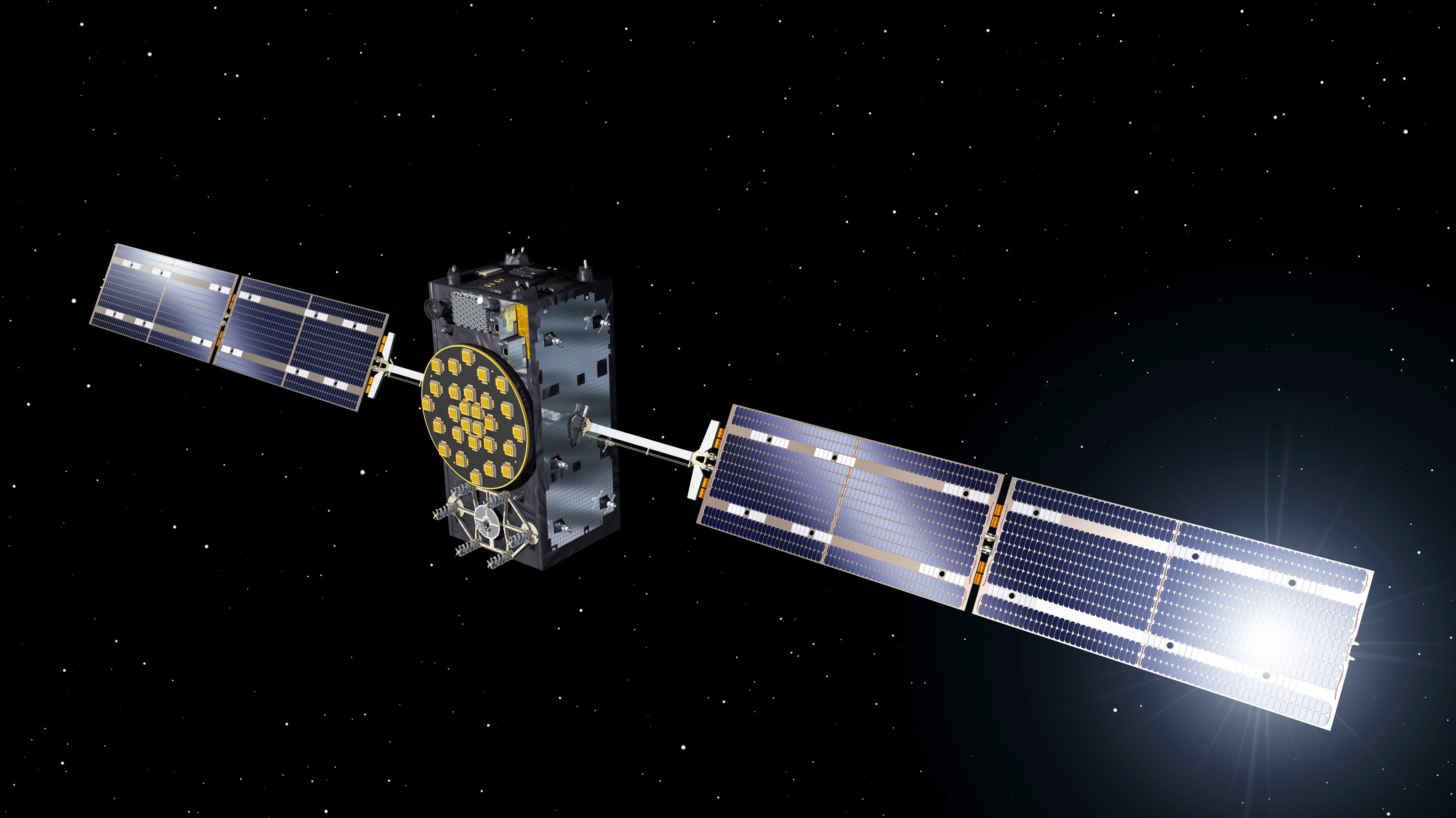 It's Hard Out There for a Wayward Navigation Satellite